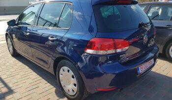 VW GOLF 1,6Tdi full