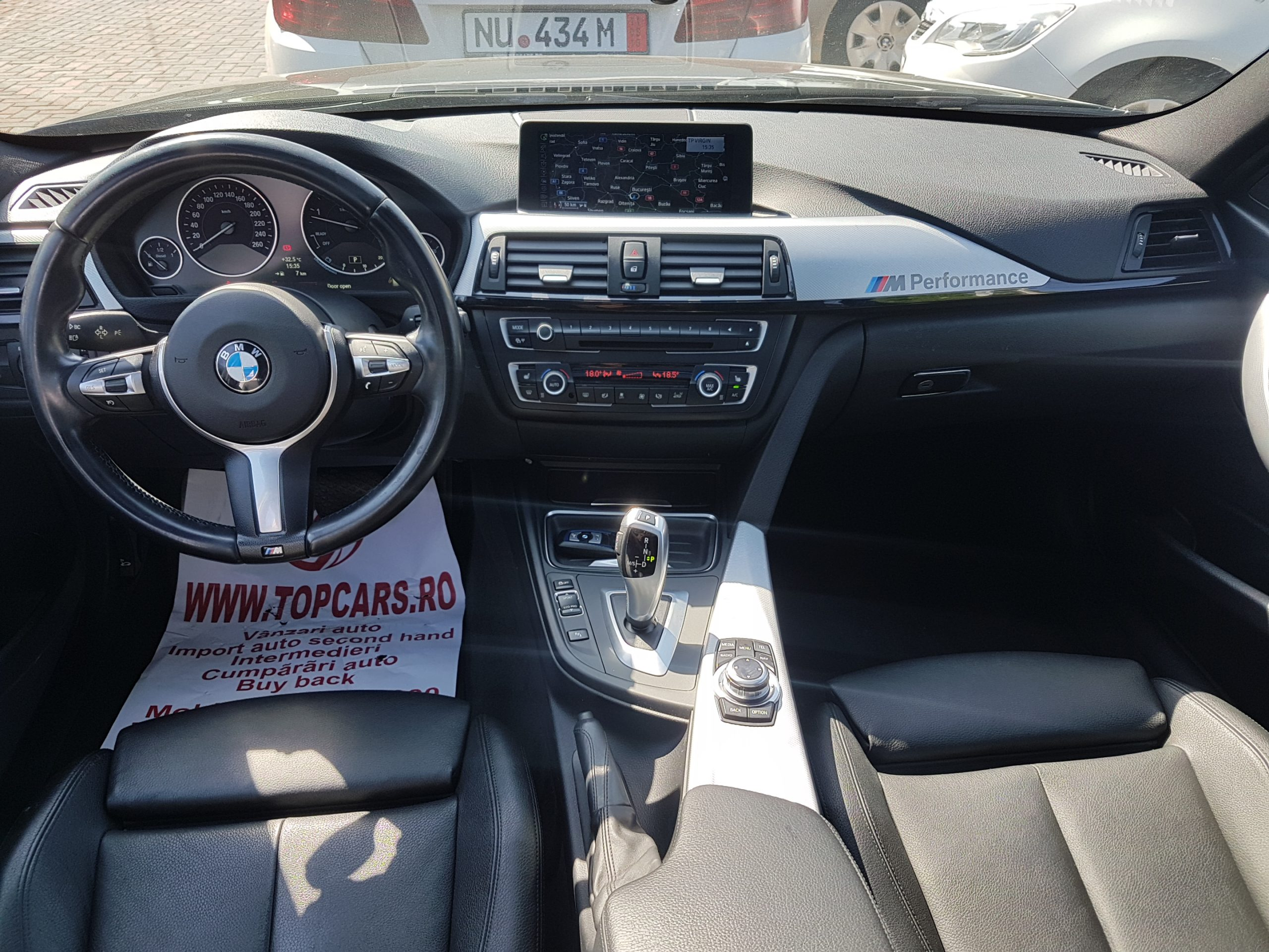 BMW 320dA M-Performance full