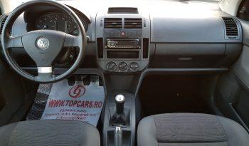 VW POLO 1,4 Tdi full